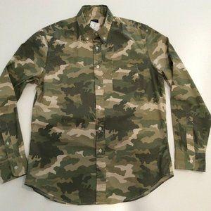 J.Crew Factory Men's Flex Slim Fit Shirt